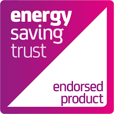 We are endorsed by the Energy saving trust